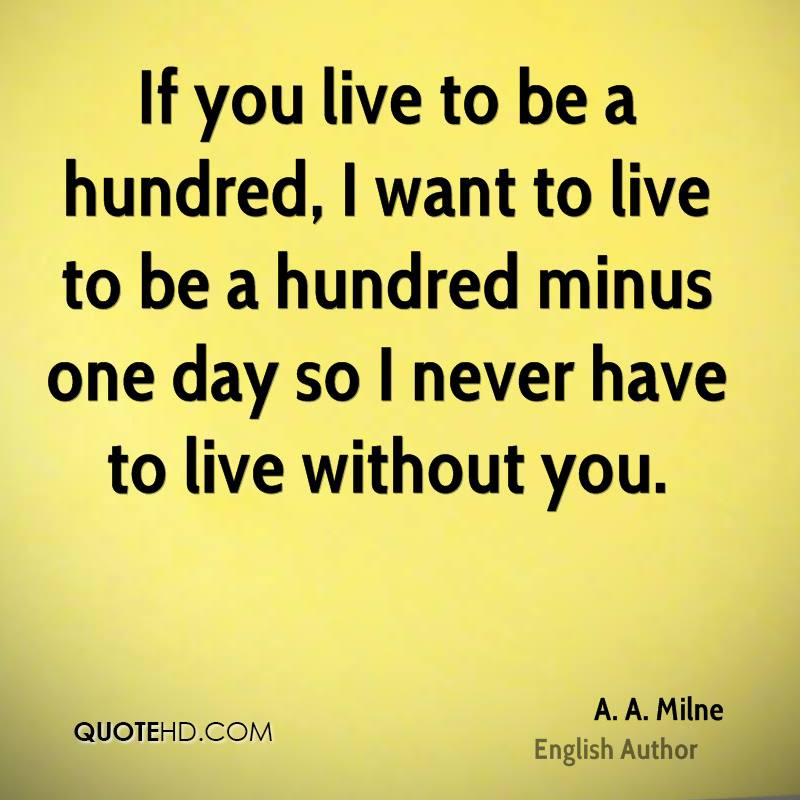 A A Milne Love Quotes Quotehd