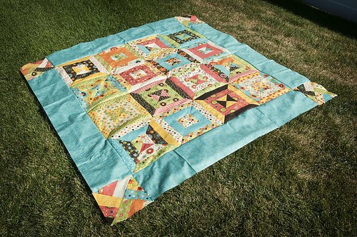 Frolic Charity Quilt