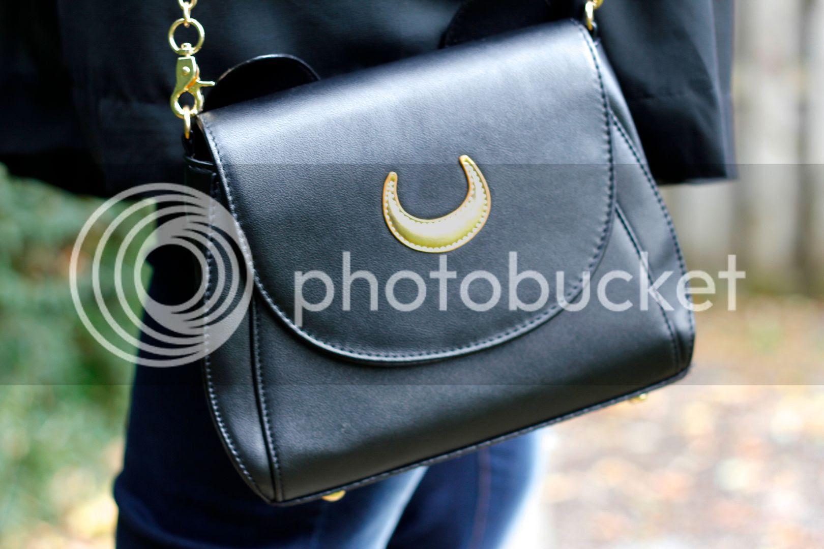 Junarose Fringle Poncho plus size fashion plus size canada blogger plus size poncho plus size ripped denim sailor moon purse luna sailor moon bag plus size sheer top