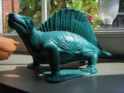 My Dimetrodon Model