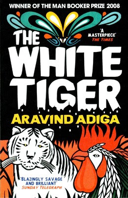 white tiger, arvind adiga, book review
