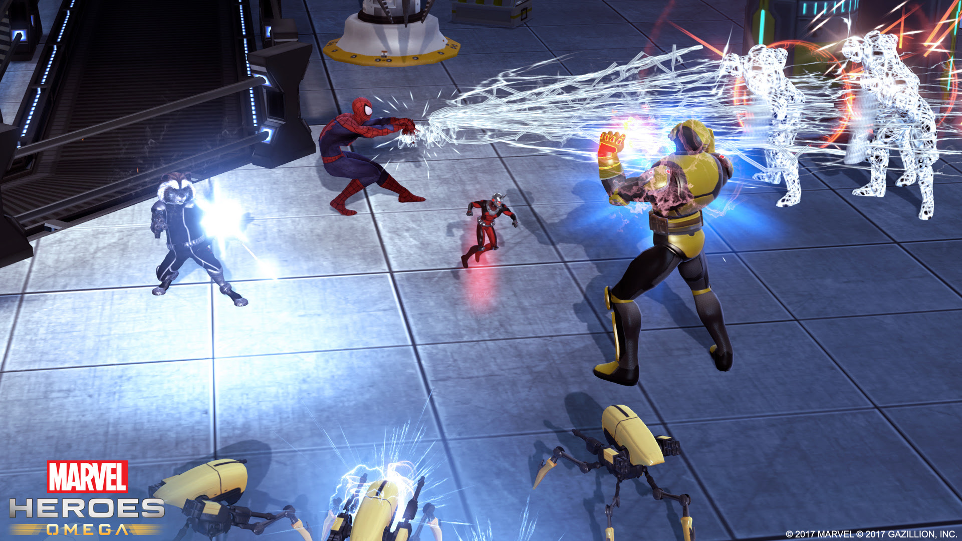The Marvel Heroes Omega open beta hits PS4 tomorrow screenshot