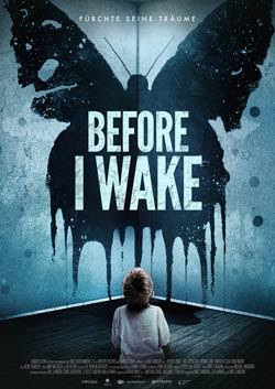 Before I Wake Filmplakat