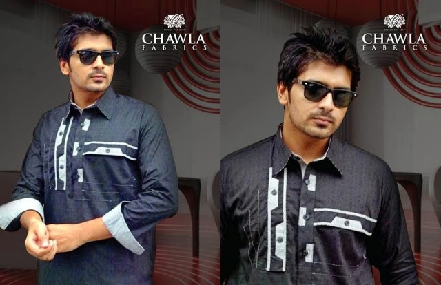 Kurta-Design-for-Mens-Wear-by-Chawla-Fabrics-Kurta-Pajama-Shalwar-Kamiz-Suit-5