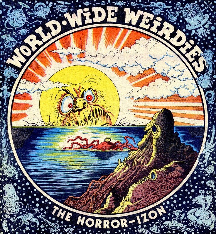 Ken Reid - World Wide Weirdies 99