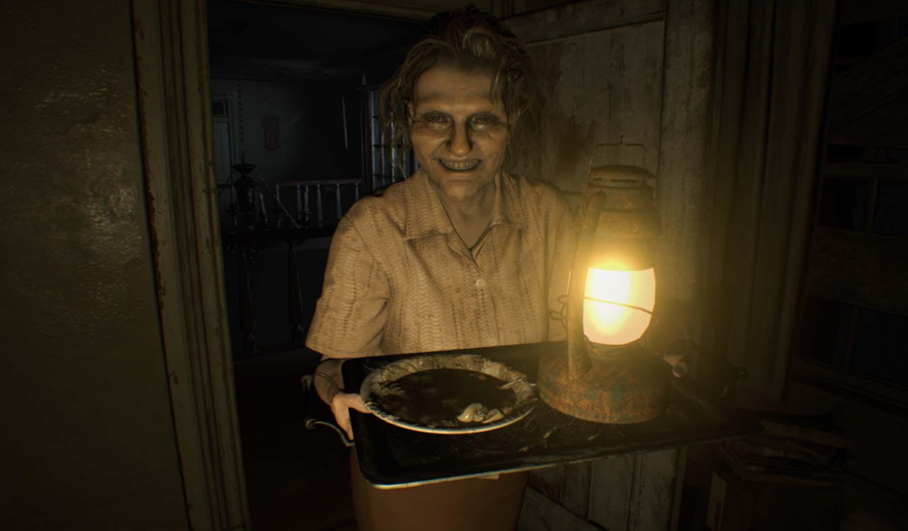 Resident Evil 7 Marguerite Resident Evil 7