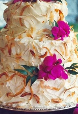 Delicious Wedding Cake Flavors
