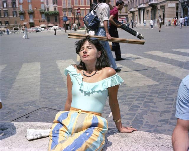 Εδώ είναι πώς η γλυκιά ζωή της Ιταλίας της δεκαετίας του 1980 έμοιαζε