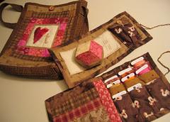 stitcher's gift :: sygave til byttet #3