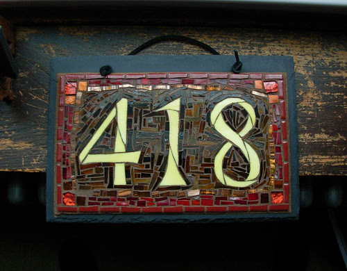 House Number 418