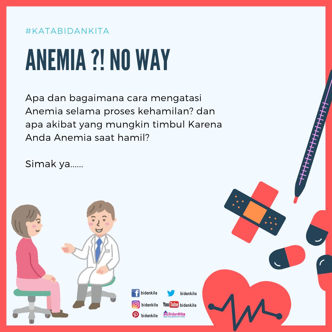 Anemia saat kehamilan merupakan sesuatu yang sangat umum terjadi Anemia Saat Kehamilan? Apa yang Harus Dilakukan?