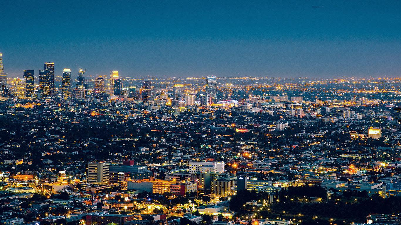 Los Angeles Macbook Wallpaper
