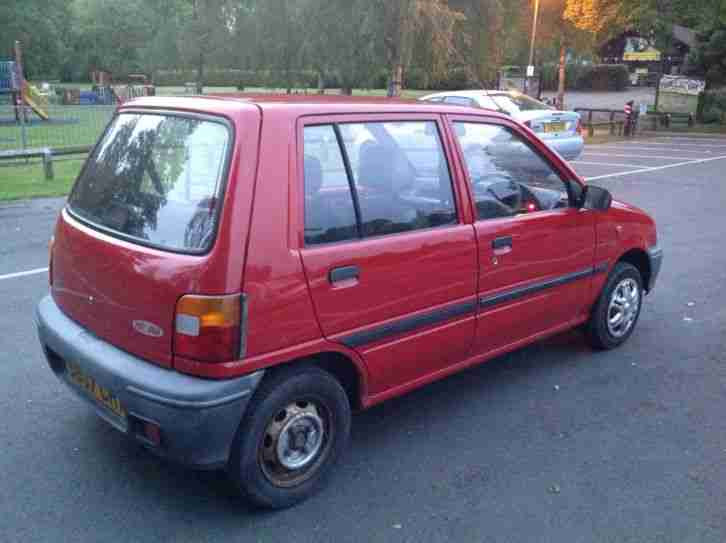 Perodua 1998 Nippa 0.85 EX 5 DR. car for sale
