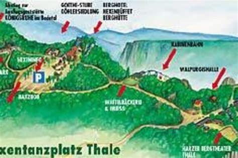 bergfex sehenswuerdigkeiten ausflugsziele thale  harz