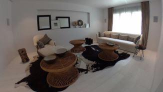 Un pis de luxe de Barcelona gravat en 360ª