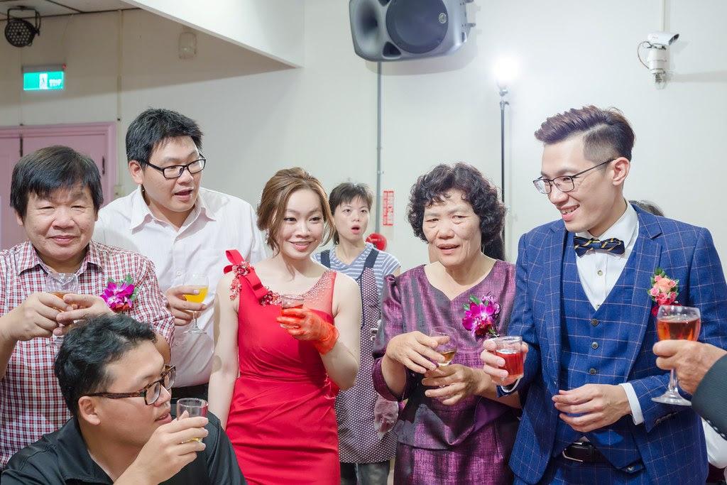 146明園餐廳北斗店婚攝