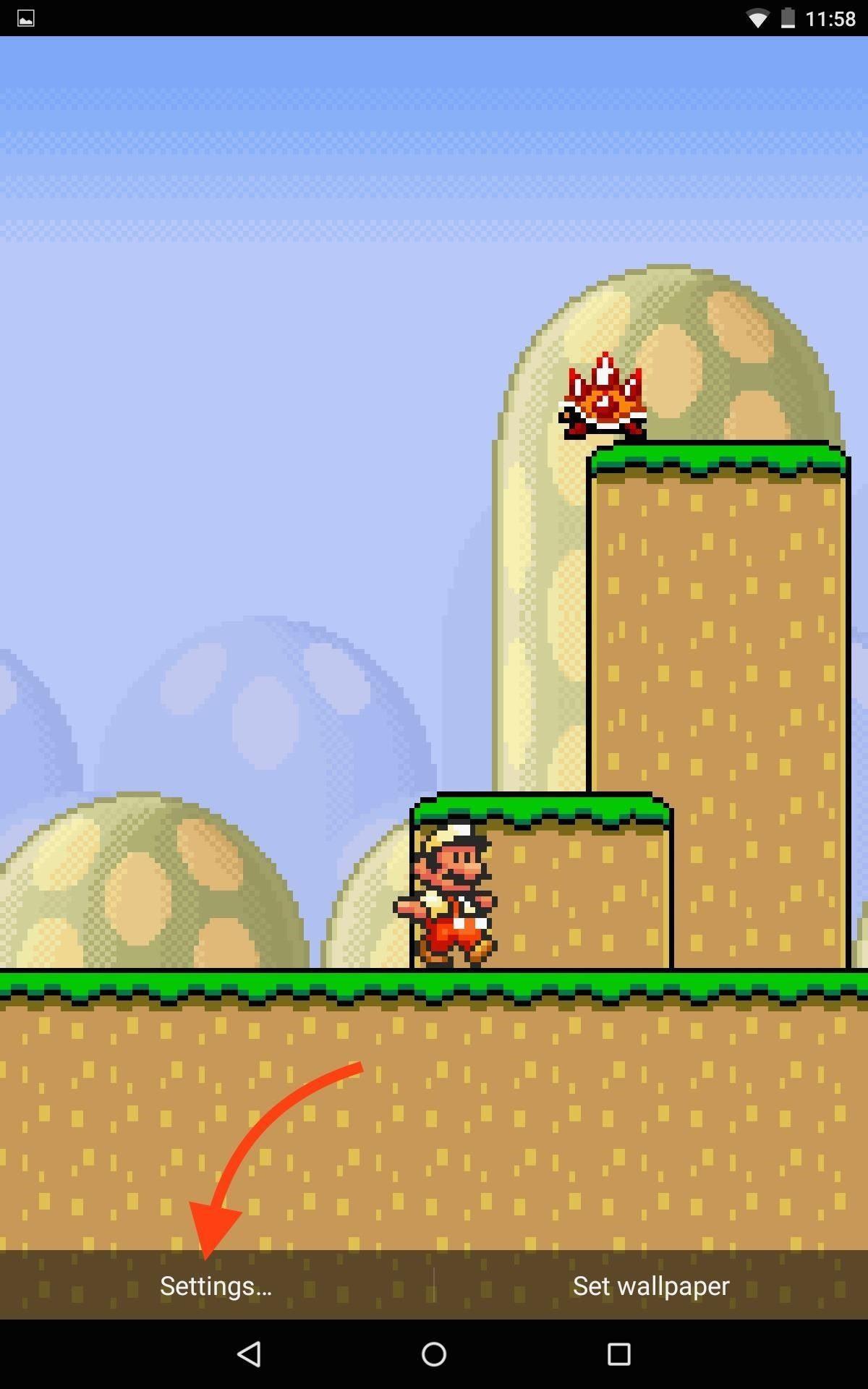 Super Mario Bros Live Wallpaper 61 Images