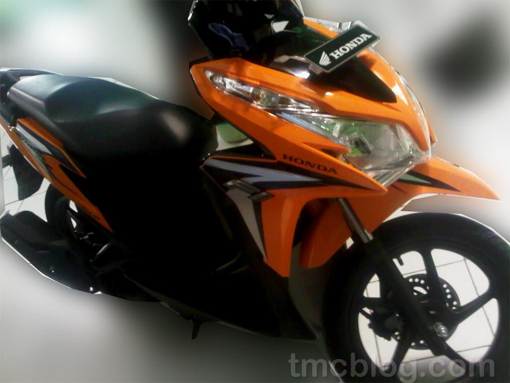 Bocoran Penampakan Honda Vario 125 PGM Fi Info Motor Baru