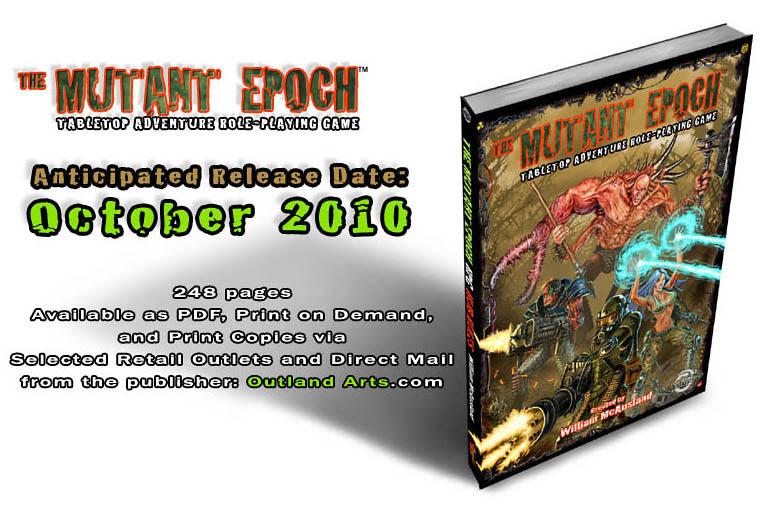The Mutant Epoch