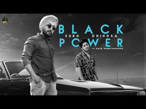 BLACK POWER Lyrics Sidhu Moose Wala | Sukh Dhindsa