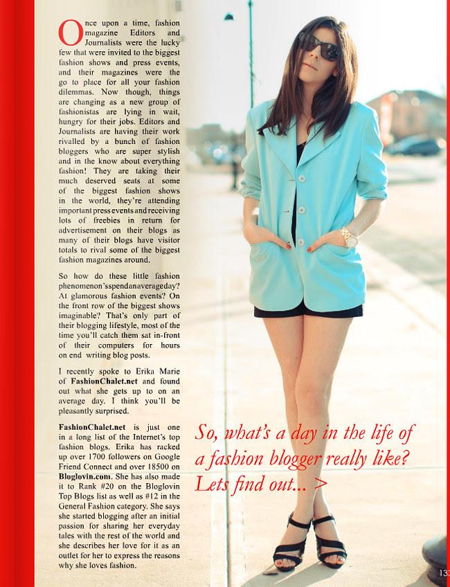 Noir Magazine Press Feature