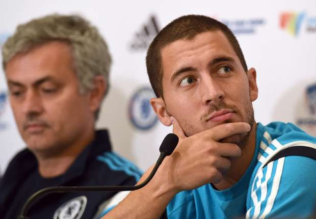 'Conte knows how to treat players' - Hazard aims dig at Mourinho