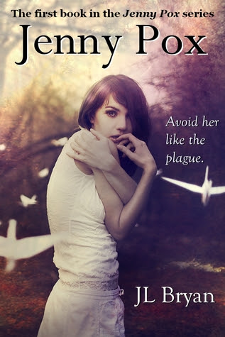 Jenny Pox (The Paranormals, #1)