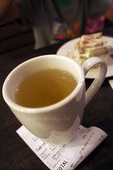 Hot Jasmine Tea (RM5)