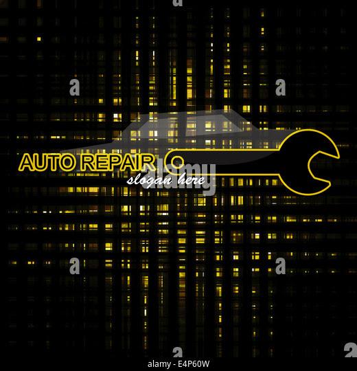 Repair Logo Stock Photos Repair Logo Stock Images Alamy