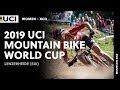 Vídeo resumen de la Copa del Mundo XCO femenina de Lenzerheide 2019