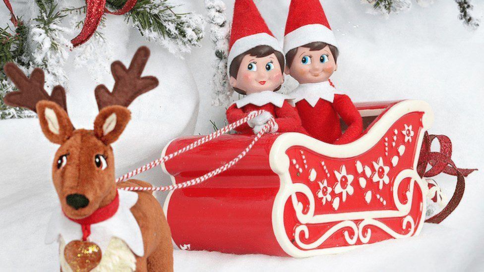 Girl Rings Police After Elf On The Shelf Panic Bbc Newsbeat