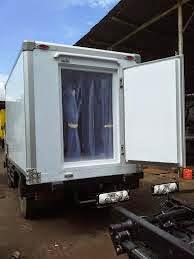 5800 Koleksi Gambar Mobil Truk Freezer HD Terbaru