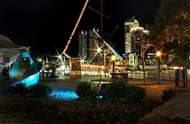 Torres del Yacht y Repsol - Puerto Madero