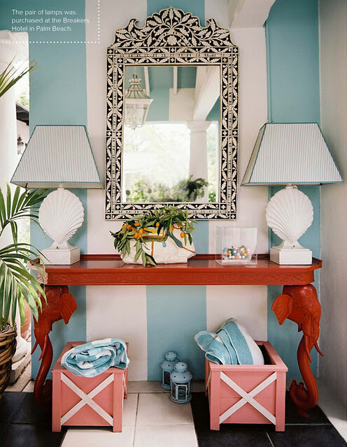 1- Chic Alfresco Retreat from Lonnymag JulyAug11, Interior Design Ideas and Inspiration