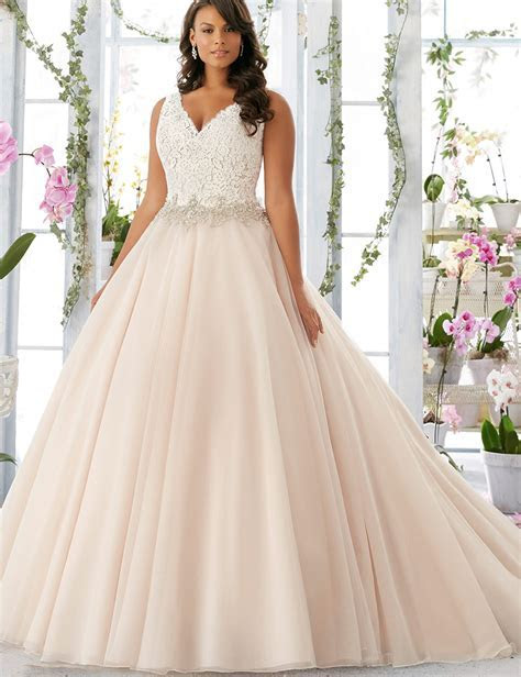 Bateau Ivory Applique Big Ball Gown Covered Tulle Wedding