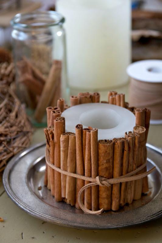 Cinnamon Bark Candle