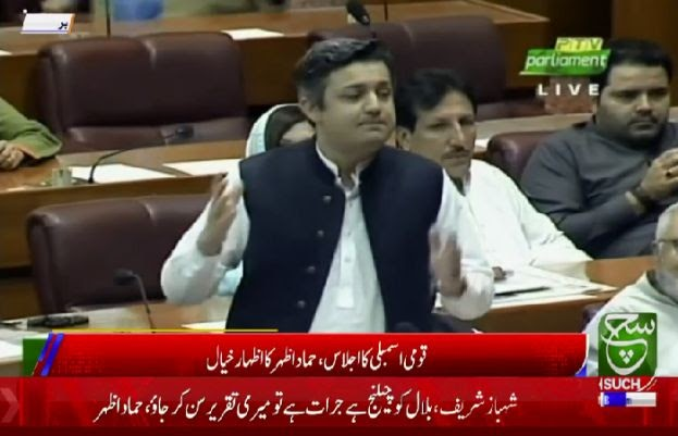 Rate of inflation was high during PPP Govt: Hammad Azhar   Daily Pakistan