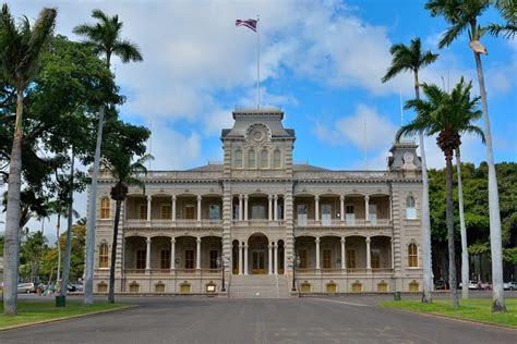 'Iolani Palace, Landmarks In Hawaii   LookAtHawaii