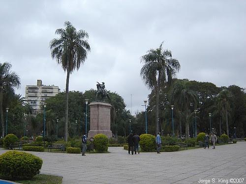 Monumento al General San Martin
