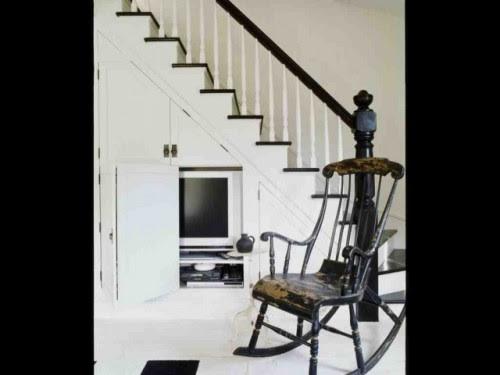 SchappacherWhite Ltd. traditional staircase