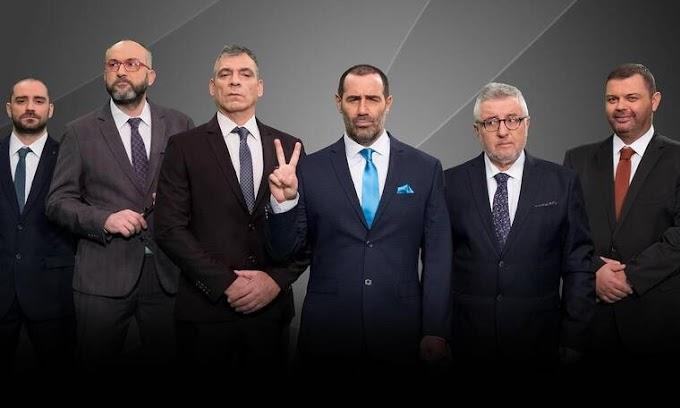 Βινύλιο: Αυλαία για την παρέα του Open - Τα «σπάσανε» στην τελευταία εκπομπή