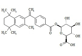 Bexarotene Acyl Glucuronide