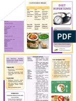 diet hipertensi leaflet