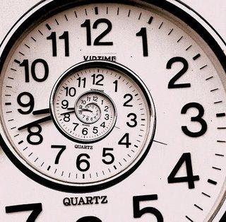 Atemporalidad o cómo vivir el momento. Sobre el tiempo y sus cosas