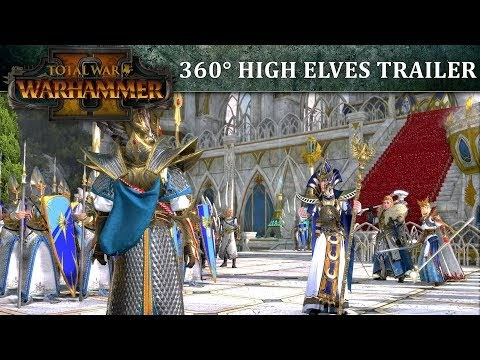 Total War Warhammer II Official Press Release and Video!