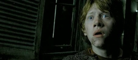 Ron in The Prisoner of Azkaban