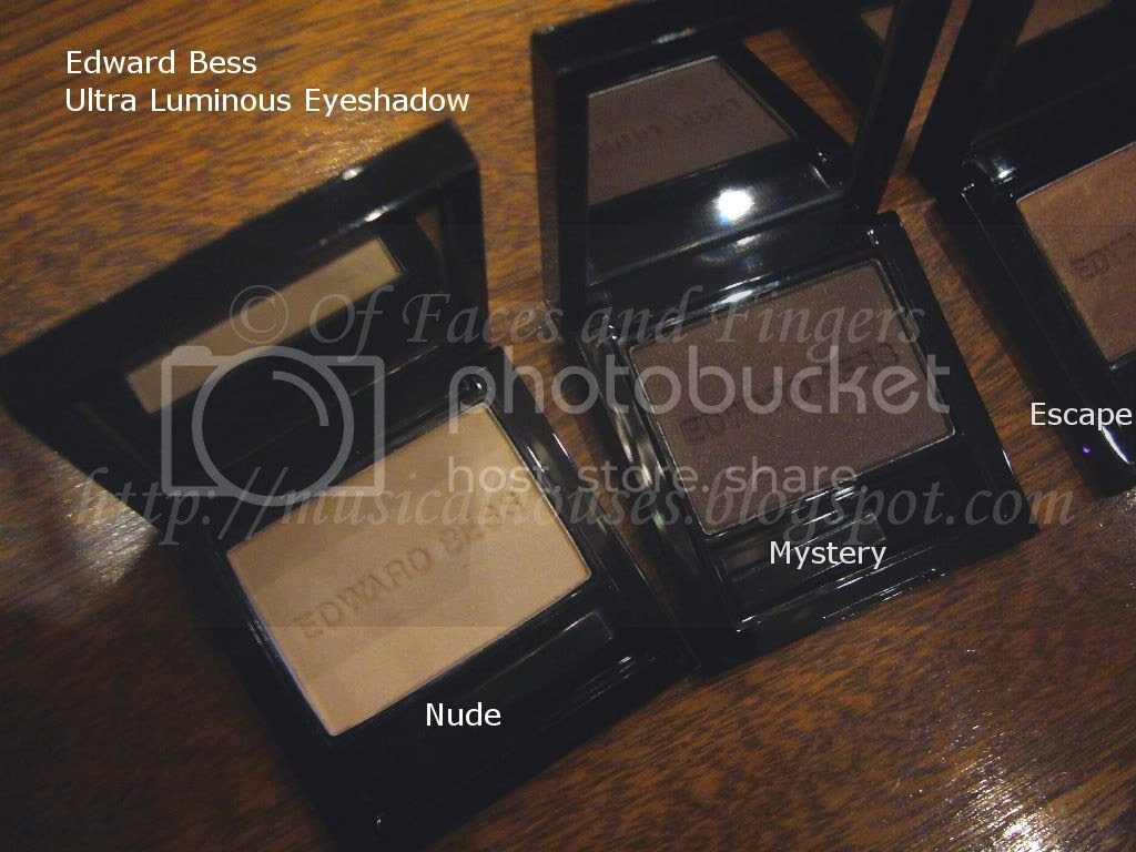 Edward Bess Ultra Luminous Eyeshadow