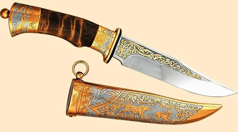 Нож в славянской традиции