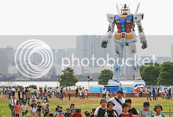 Gundam - Tokyo