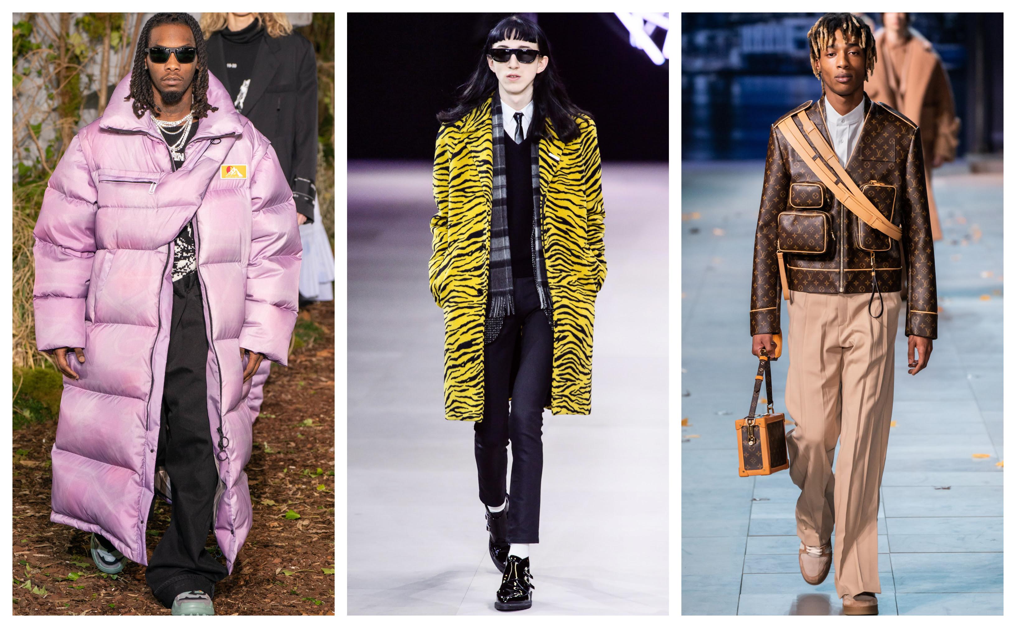 paris fashion week men's fallwinter 2019 trend report